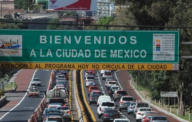 Língua mais usada na Cidade do México e em todo o país