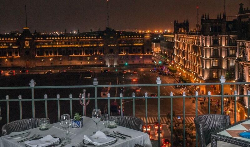 Grand Hotel Ciudad de Mexico para lua de mel