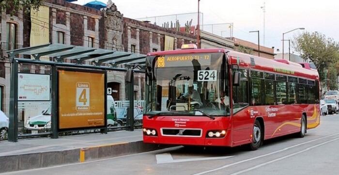 Como andar na Cidade do México de metrôbús