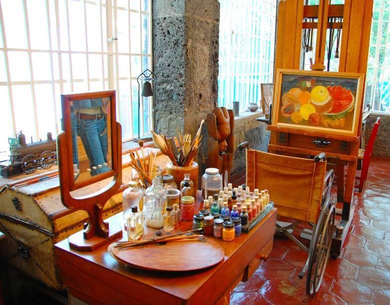 Museu Frida Kahlo e Casa-Estúdio na Cidade do México