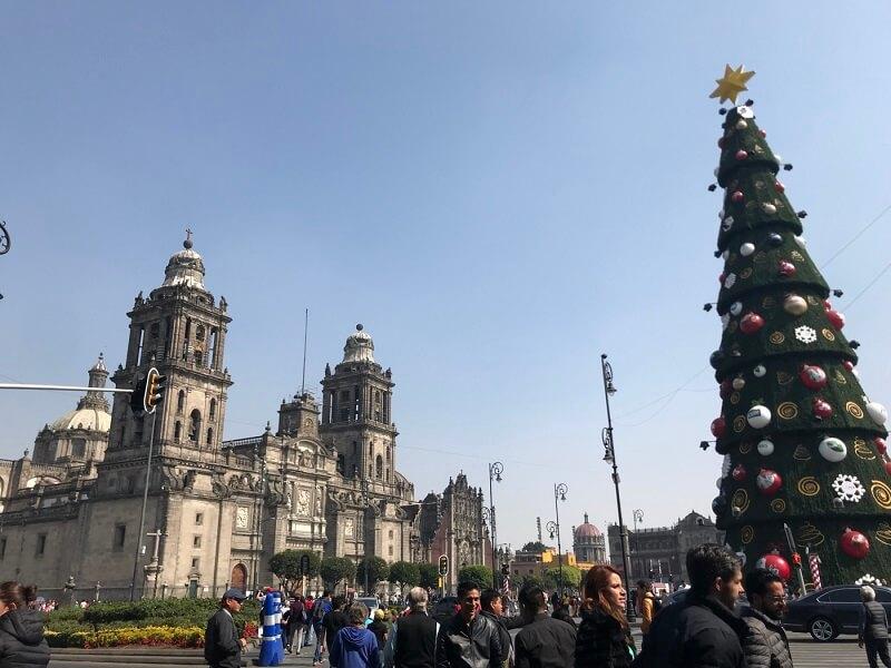 Natal na Cidade do México