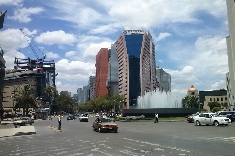 Roteiro pela Paseo de La Reforma na Cidade do México