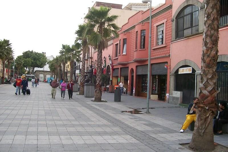 Passeio pela Praça Garibaldi na Cidade do México
