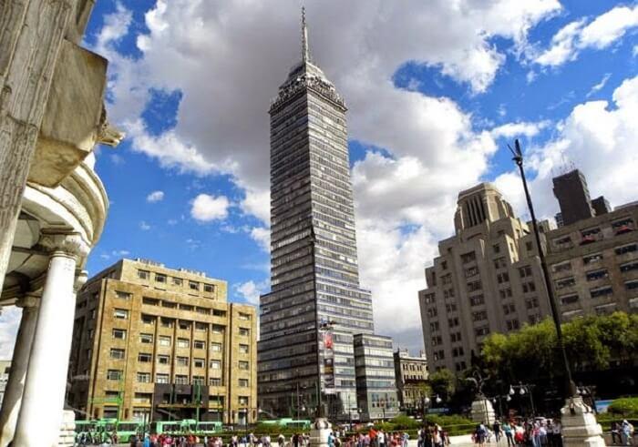 Centro na Cidade do México