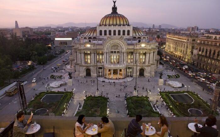 Que língua falam na Cidade do México