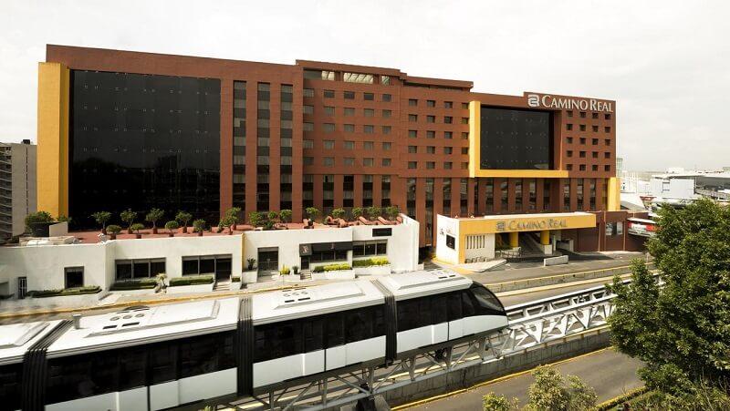 Hotel Camino Real Aeropuerto na Cidade do México