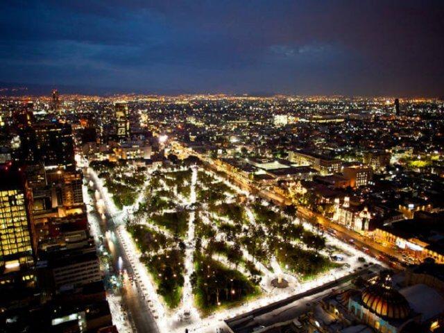 Dicas de hotéis na Cidade do México
