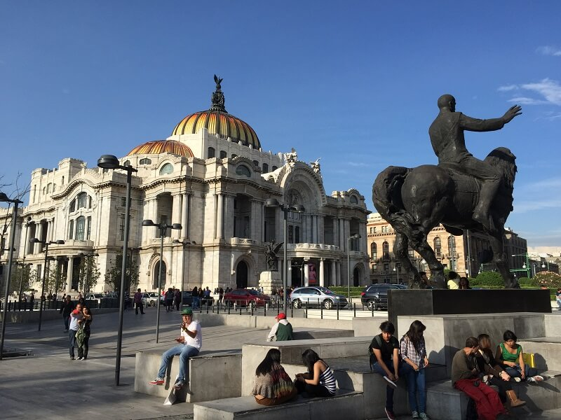 O que fazer no verão na Cidade do México