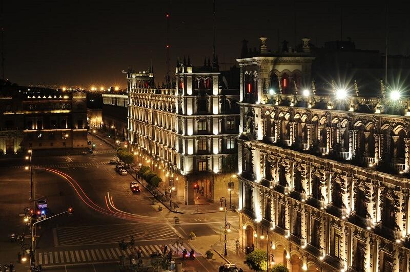 Grand Hotel Ciudad de Mexico na Cidade do México