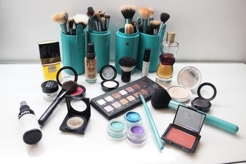 Onde comprar maquiagens na Cidade do México