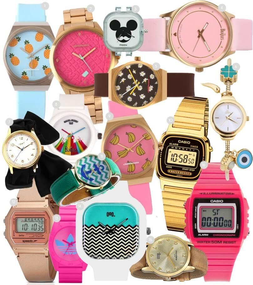Onde comprar relógios na Cidade do México