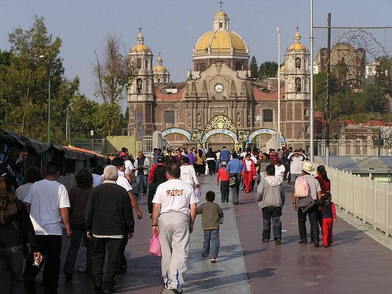 Roteiro de viagem andando pela Cidade do México