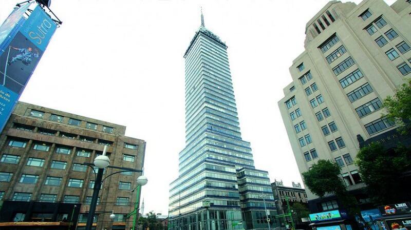 Torre Latinoamericana na Cidade do México
