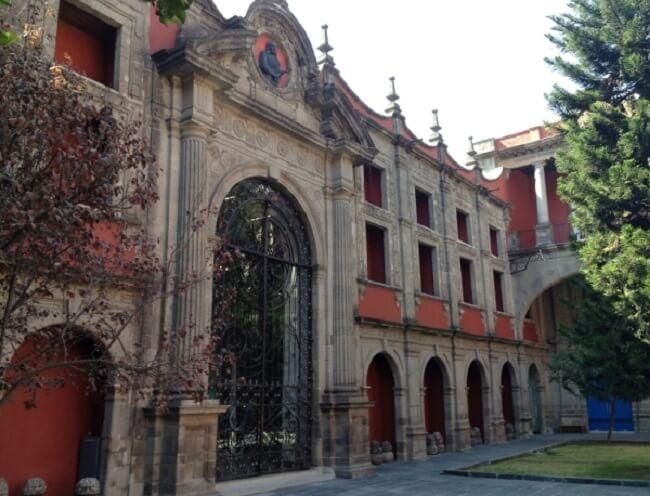 Visita ao Museu de Las Culturas na Cidade do México