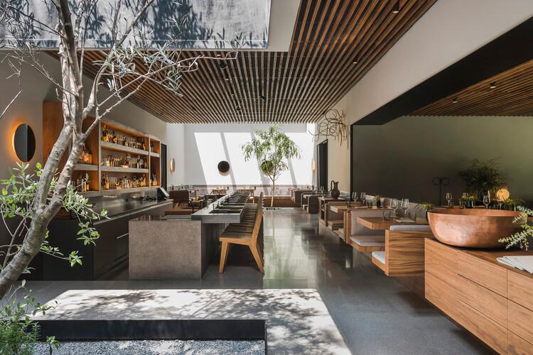 Informações sobre o restaurante Pujol na Cidade do México