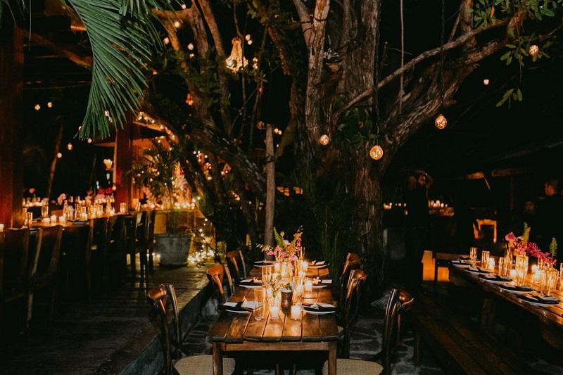 Restaurantes bons em um roteiro de viagem em Tulum