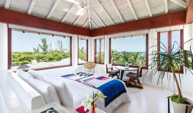 Habitación de hotel de lujo en Tulum