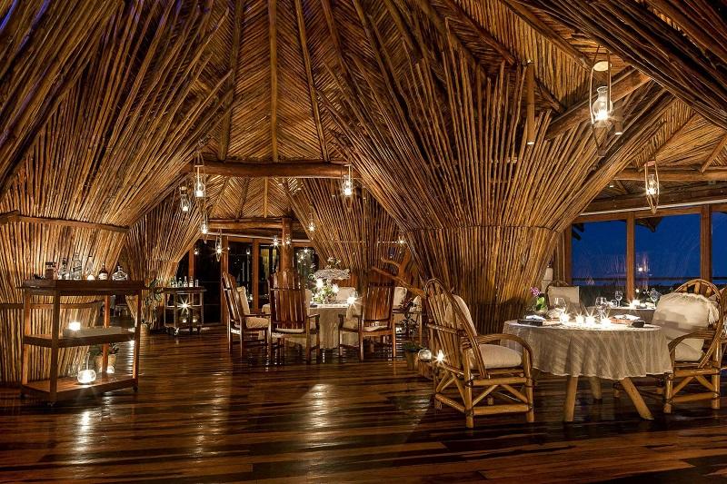Restaurante Kin Toh para la vida nocturna en Tulum