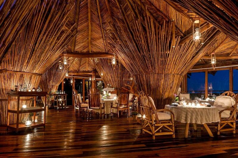 Restaurante para passar o Natal em Tulum