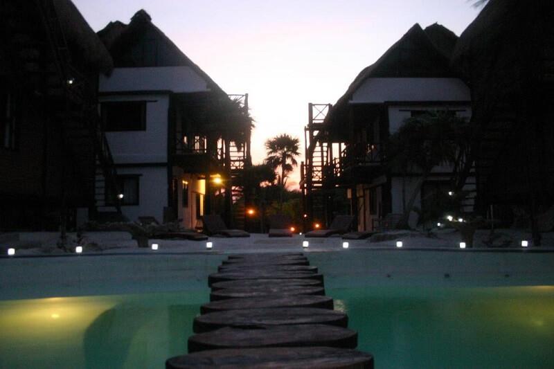 Hotel Zulum Beach em Tulum