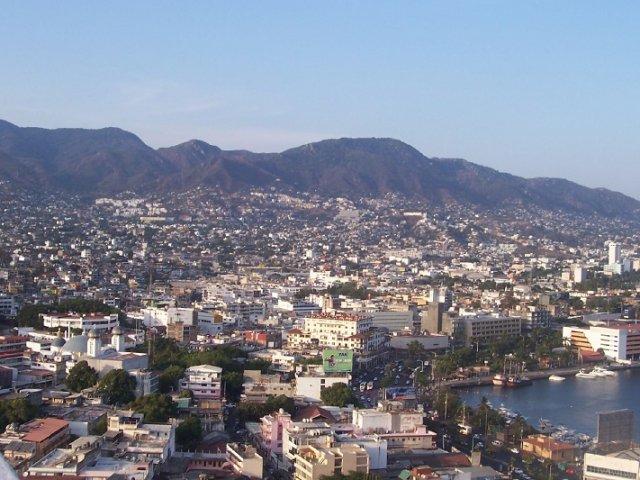 Fuso horário Acapulco x Brasil
