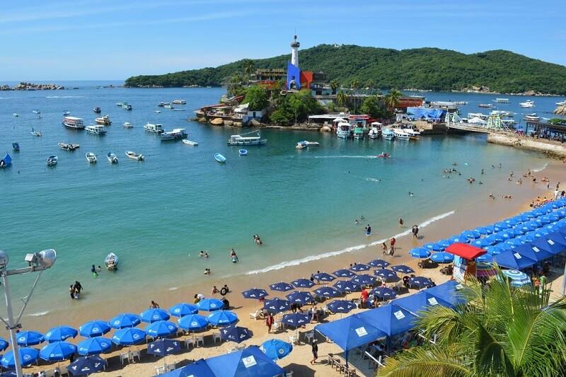Vantagens de um Seguro Viagem em Acapulco no México