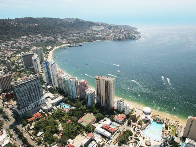 Clima e temperatura em Acapulco
