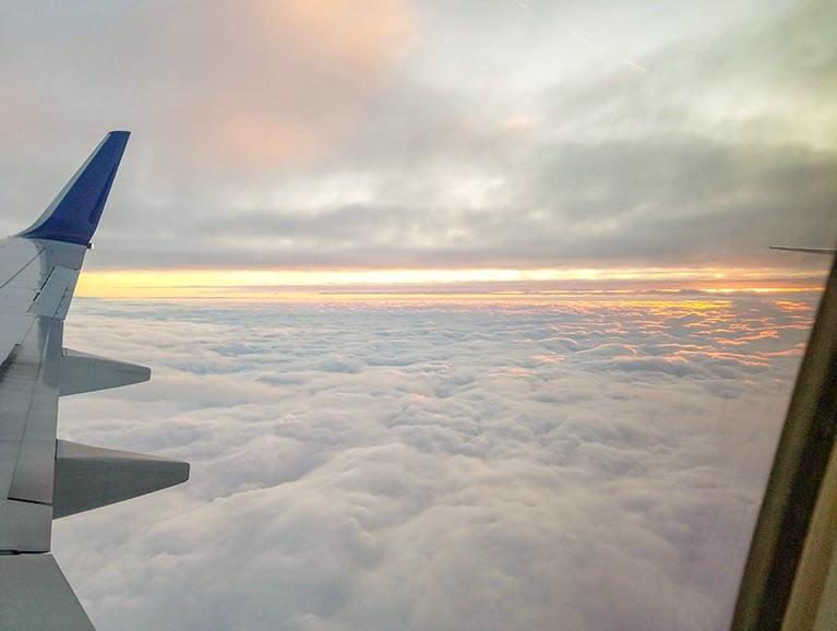 Tempo de avião até Acapulco