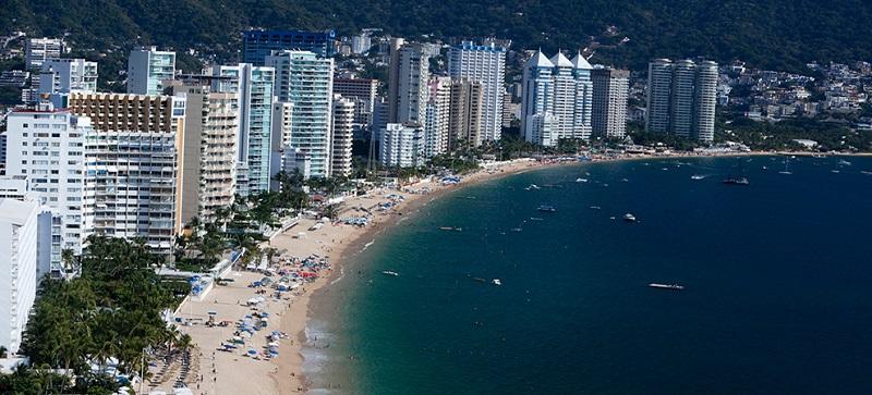 Viagem com crianças em Acapulco