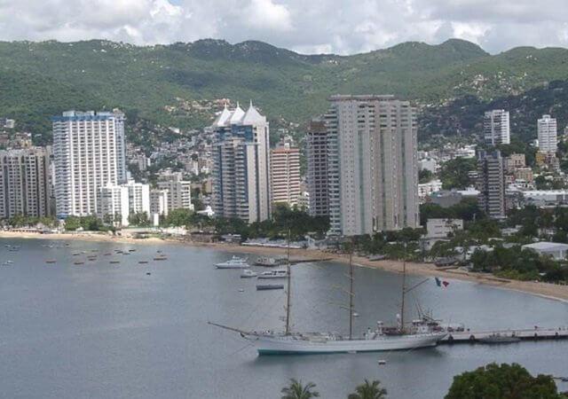 Roteiro de 4 dias em Acapulco
