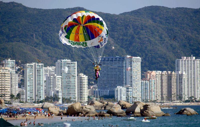 Roteiro de 3 dias em Acapulco