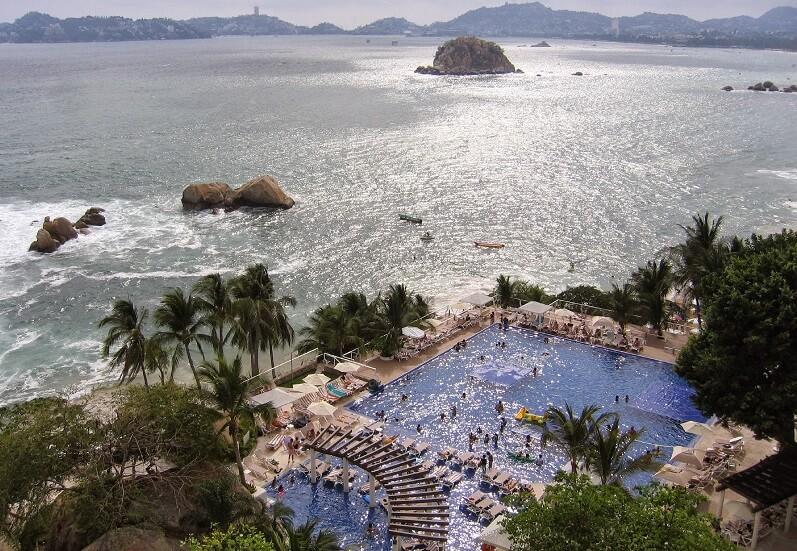 Roteiro de 5 dias em Acapulco: Ilha da Roqueta