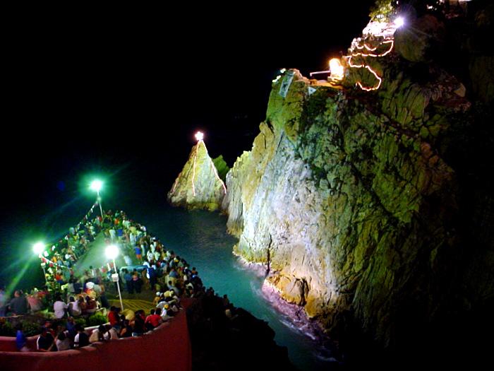 Roteiro de 5 dias em Acapulco: La Quebrada