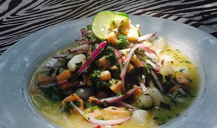Restaurante Paititi del Mar em Acapulco