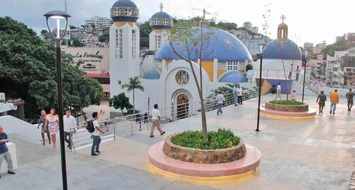 Lua de mel em Zócalo em Acapulco