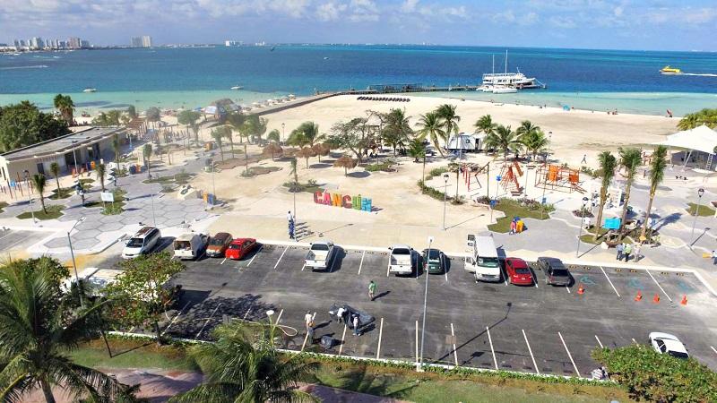 Informações importantes sobre a Playa Langosta em Cancún