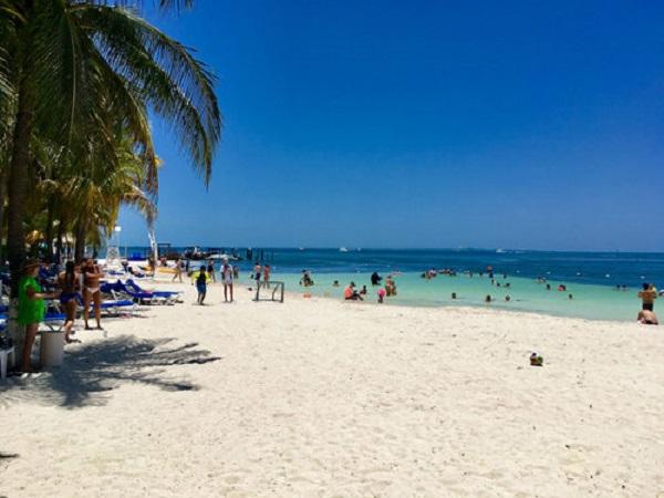 Visita Playa Linda en Cancún