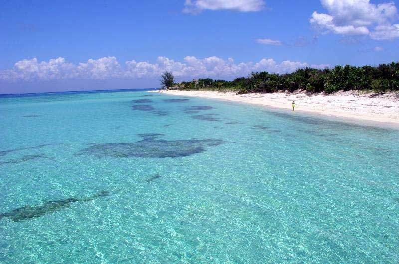 Playa Paraiso em Cancún