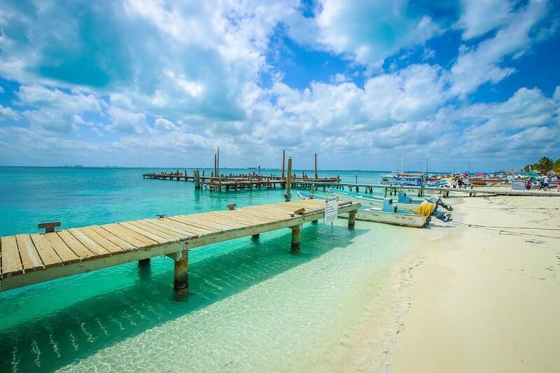 Cancún en Abril
