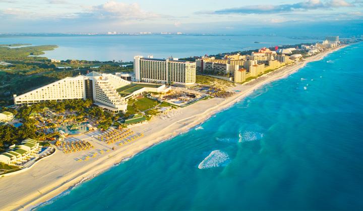 Cancún en Julio