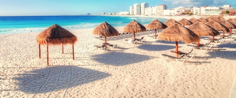Cancún en Febrero