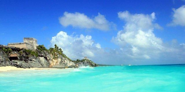 Cancún em novembro