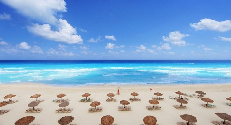 Cancún en novembro