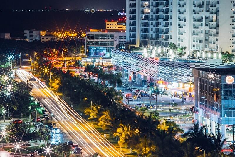 Paseos para disfrutar de la noche en un viaje en Cancún