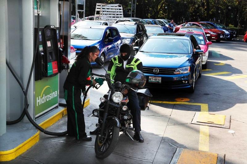 Como abastecer o carro no México
