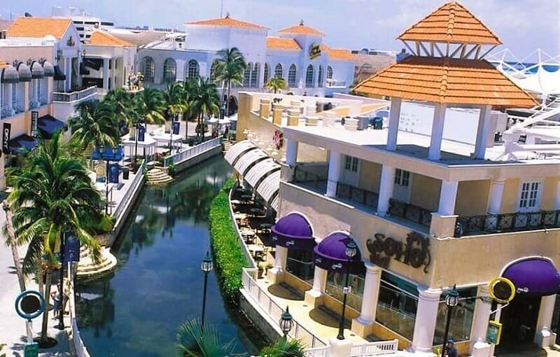 Compras en Abril en Cancún