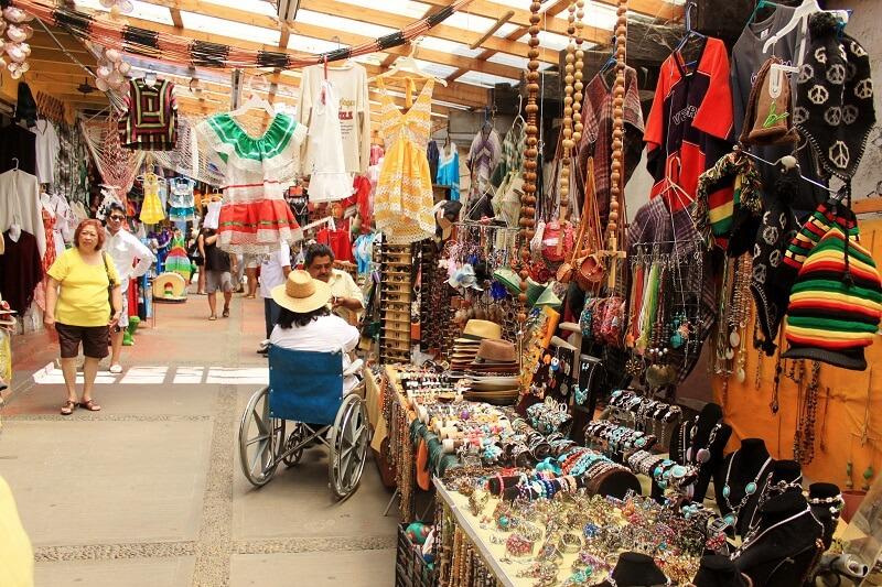 Compras en marzo en Cancún