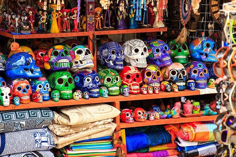Compras en Octubre en Cancún