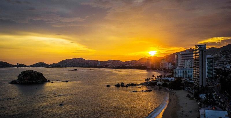 Clima no Natal em Acapulco