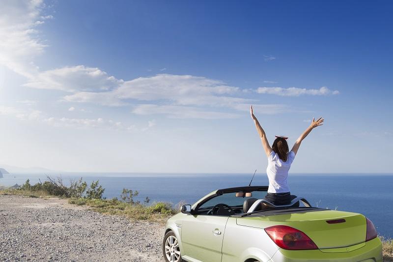 Viaje en coche en Los Cabos